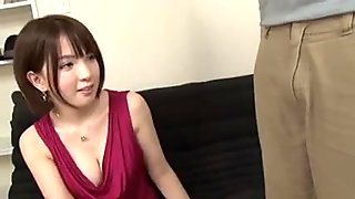 Amateur Japanese girls help masturbate again