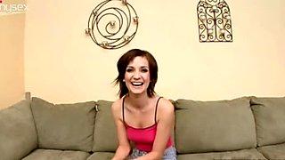 Shy milf Petra Davis is actually a wild slut coming for rough pounding