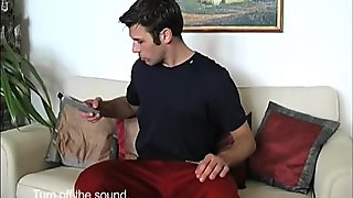 Gypsy guy Honza Sivak with huge dick from Hammerboys TV