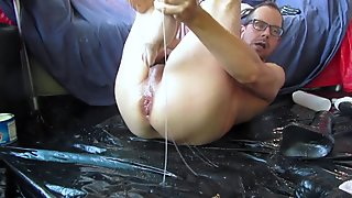 Jay's anal whore on cam (15min. edit)