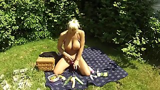 Masturbation in a public park and hoping to get caught
