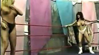 Boxing Turns Wrestling