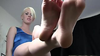 Made to worship your hot two roommates' feet