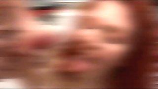 Redhead Slut Facials
